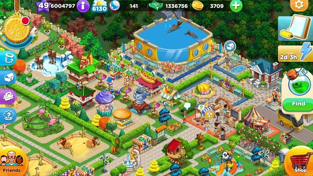 zoocraft-animal-family-mod-unlimited-pearlsmoneyresources-4