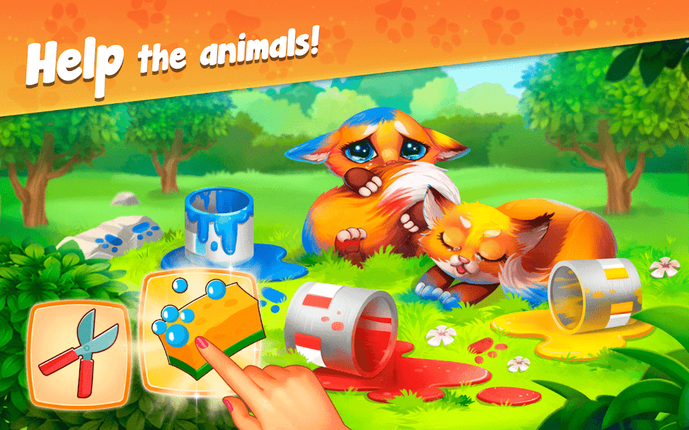 zoocraft-animal-family-mod-unlimited-pearlsmoneyresources