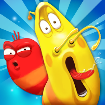 Larva Heroes: Lavengers MOD APK v2.8.6 (Unlimited Coins and Candies)